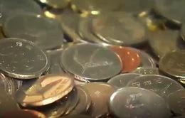 Hàn Quốc bắt đầu bỏ dần việc lưu hành tiền xu