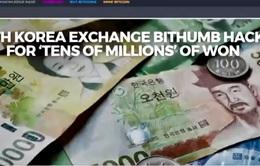 Sàn giao dịch tiền ảo lớn thứ 4 thế giới bị tin tặc tấn công