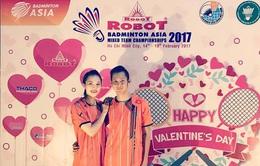 Vợ chồng Tiến Minh hẹn hò ngày Valentine
