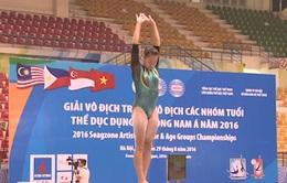 Tienna Nguyễn - Gương mặt mới của thể dục dụng cụ Việt Nam