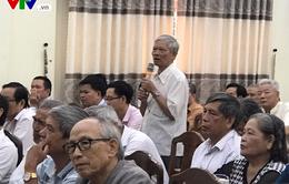 Cử tri Đà Nẵng ủng hộ quyết tâm phòng chống tham nhũng