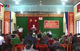 Trưởng Ban Dân vận Trung ương tiếp xúc cử tri tại huyện Di Linh, Lâm Đồng