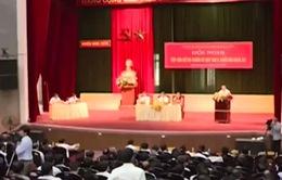Phó Thủ tướng Vương Đình Huệ tiếp xúc cử tri huyện Nghi Xuân, Hà Tĩnh