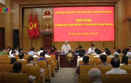 TBT Nguyễn Phú Trọng: Kỷ luật cán bộ phải đúng người, đúng tội, đúng pháp luật đồng thời cũng phải nhân văn