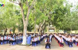 Vĩnh Long tuyên truyền tiết kiệm điện, an toàn trong trường học
