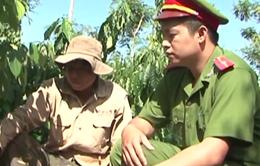 Đăk Lăk tăng cường tuần tra để bảo vệ nông sản
