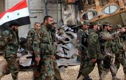 Syria bất ngờ đưa quân áp sát biên giới láng giềng