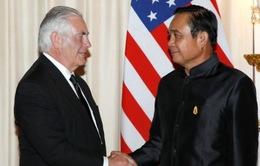 Ngoại trưởng Mỹ thăm chính thức Thái Lan