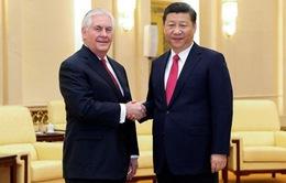 Trung Quốc - Mỹ nhất trí cải thiện quan hệ