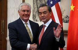 """""""Mỹ và Trung Quốc có thể sẽ hợp tác nhiều hơn, đặc biệt trong vấn đề Triều Tiên"""""""