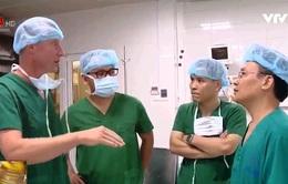 Việt Nam – CHLB Đức hợp tác trong phẫu thuật tim mạch
