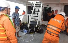 Bình Thuận: Khẩn trương tìm kiếm thuyền viên mất tích trên biển