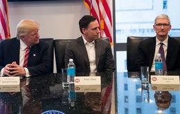 Tổng thống Trump: Apple sẽ xây 3 nhà máy tại Mỹ