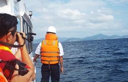 Chưa tìm thấy 3 thuyền viên mất tích trên vùng biển Bạch Long Vĩ