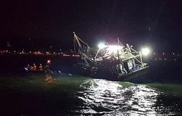 Khẩn trương tìm kiếm thuyền viên mất tích trên biển Vũng Tàu