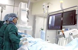 Trung tâm Tim mạch can thiệp cứu sống hàng trăm nghìn bệnh nhân