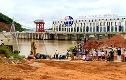 Tìm được 3 nạn nhân trong vụ sập cống vòm ở Tuyên Quang