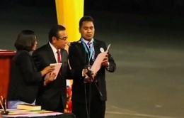 Tân Timor Leste tuyên thệ nhậm chức