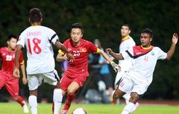 U23 Việt Nam và thành tích đối đầu vượt trội U23 Timor Leste