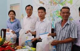 Nhiều phần quà Tết ý nghĩa tặng người nghèo, công nhân tại TP.HCM