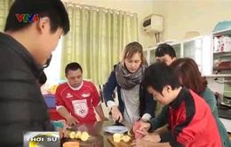Tình nguyện viên quốc tế đóng góp vào sự phát triển của Việt Nam