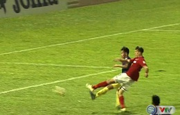 VIDEO: Dyachenko ghi bàn thắng thứ 3, Than Quảng Ninh ngược dòng