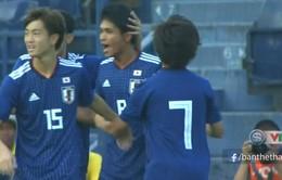 M-150 Cup, U23 Nhật Bản 4-0 U23 CHDCND Triều Tiên: Thắng lợi thuyết phục!