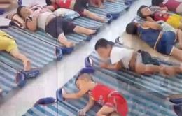 Đi tìm câu trả lời về thông tin những đứa trẻ nằm lăn lóc ở tịnh xá Ngọc Tuyền