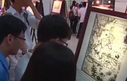 """Triển lãm bản đồ và trưng bày tư liệu """"Hoàng Sa, Trường Sa của Việt Nam"""" tại Khánh Hòa"""