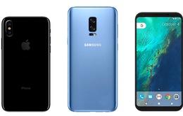 Những smartphone đáng trông đợi nhất vào nửa cuối năm 2017