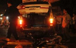 Biên Hòa: Xe tải cán qua người khiến nạn nhân tử vong tại chỗ