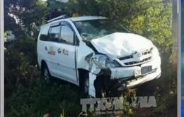 Đăk Lăk: Tai nạn giao thông nghiêm trọng, 3 người thương vong