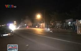 Bình Phước: Nam thanh niên bị đâm tử vong khi đi bộ qua đường