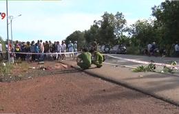 Bình Phước: Gây tai nạn khiến cụ bà tử vong, tài xế bỏ trốn