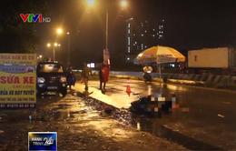 Bình Dương: Bé trai 8 tuổi bị xe container cán tử vong