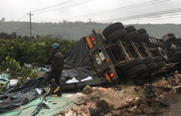 29 người chết do TNGT trong ngày đầu nghỉ Tết Dương lịch