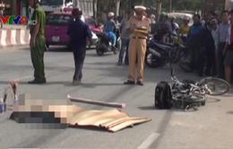 Đồng Nai: Va chạm xe ben và xe đạp điện, 1 học sinh tử vong tại chỗ