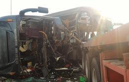 Xác định nguyên nhân tai nạn trên cao tốc TP.HCM - Long Thành - Dầu Giây