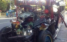 Tai nạn giao thông nghiêm trọng tại Philippines, 20 người thiệt mạng