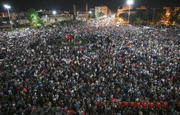 Thổ Nhĩ Kỳ kéo dài tình trạng khẩn cấp
