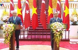 Tăng cường hợp tác Việt Nam - Thổ Nhĩ Kỳ