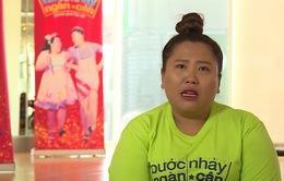Nỗi khổ khó nói của nữ thí sinh nặng nhất Bước nhảy ngàn cân 2017