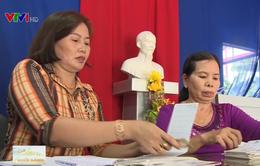 Tổ tiết kiệm tín dụng giúp phụ nữ Bạc Liêu thoát nghèo