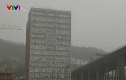 Độc đáo tòa nhà xây từ gỗ cao nhất thế giới tại Na Uy