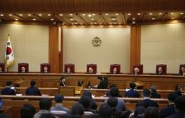 Tòa án Hàn Quốc tiếp tục điều trần luận tội Tổng thống