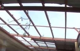 Khắc phục hậu quả bão số 10 tại Hà Tĩnh còn nhiều khó khăn
