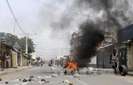 Đụng độ đẫm máu giữa cảnh sát và người biểu tình ở Togo