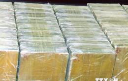 Bắt 2 đối tượng mua bán trái phép chất ma túy tại Sơn La