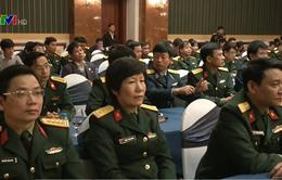 Tổng cục Chính trị Quân đội gặp mặt báo chí đầu Xuân 2017