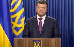 Tổng thống Ukraine kêu gọi tăng thêm trừng phạt Nga
